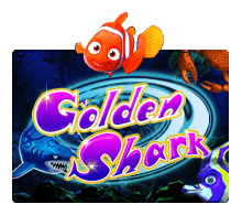 Golden Shark game png