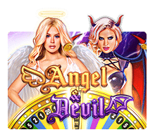 angle and devil game png