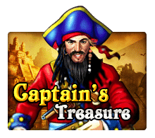 Captain streasure game png