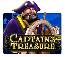 captain's treasure game png