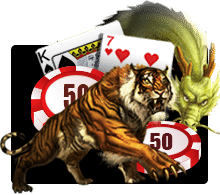 Dragon tiger game png