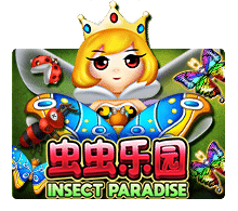 fish hunter insect paradise game