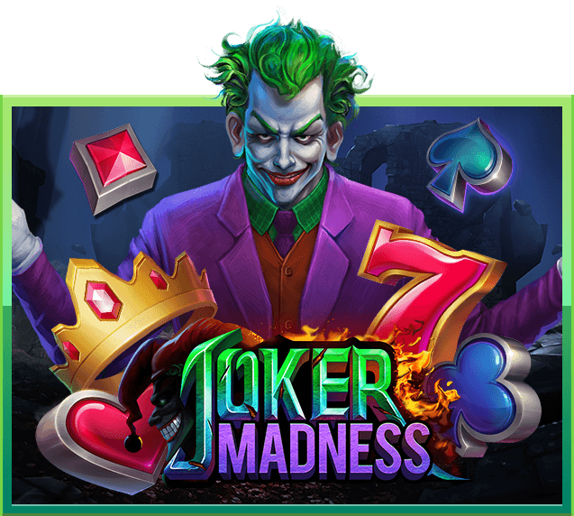 joker madness game png