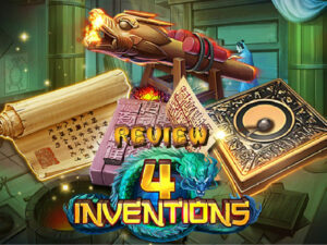 review 4 inventions game