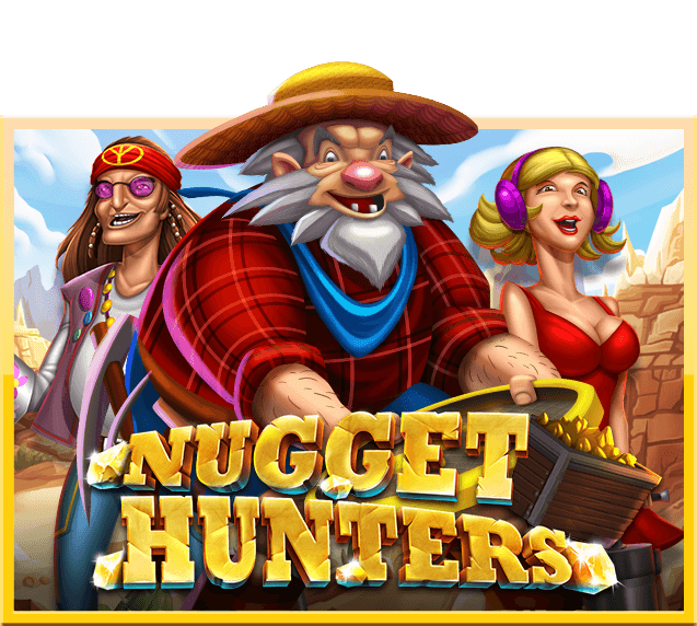nugget hunters game png
